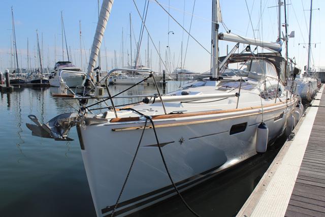 Jeanneau Sun Odyssey 42 DS (VENDA PENDENTE)