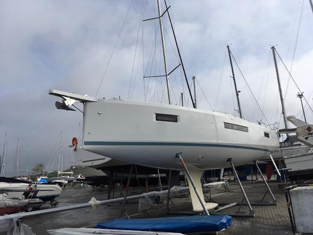 Jeanneau Sun Odyssey 410 (EM PROCESSO DE VENDA)