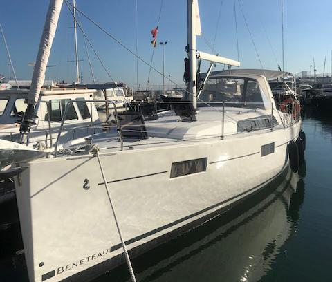 BENETEAU OCEANIS 41.1 (sale Pending)