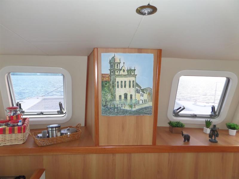 DOLPHIN Catamaran  OCEMA 42