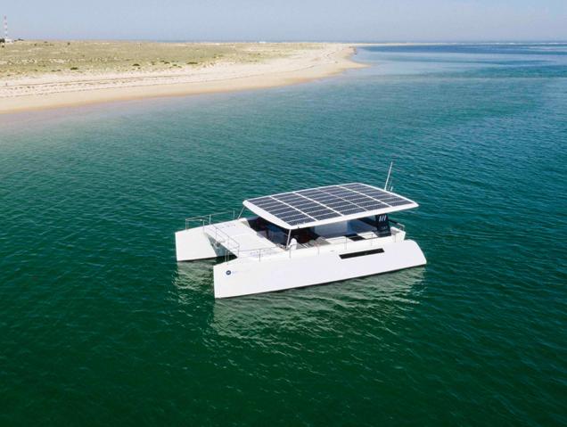 SUNCONCEPT Catamaran 12.0