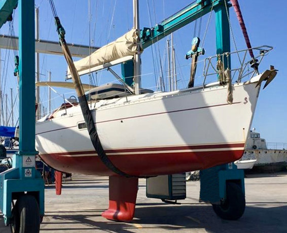 BENETEAU Oceanis 361 Clipper